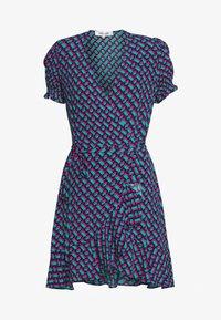 Diane von Furstenberg - EMILIA - Day dress - black - 7