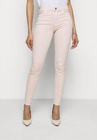 J Brand - MARIA HIGH RISE - Jeans Skinny Fit - prairiee - 0