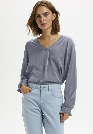 FENGCR - T-shirt à manches longues - dark tradewinds