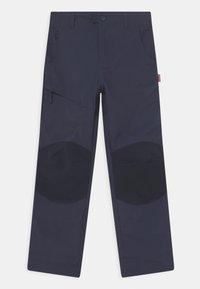 TrollKids - HAMMERFEST PRO SLIM FIT UNISEX - Outdoorové kalhoty - navy - 0