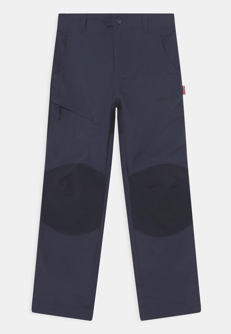 TrollKids - HAMMERFEST PRO SLIM FIT UNISEX - Outdoorové kalhoty - navy