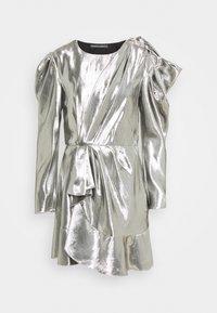 Alberta Ferretti - ABITO - Robe de soirée - silver - 6