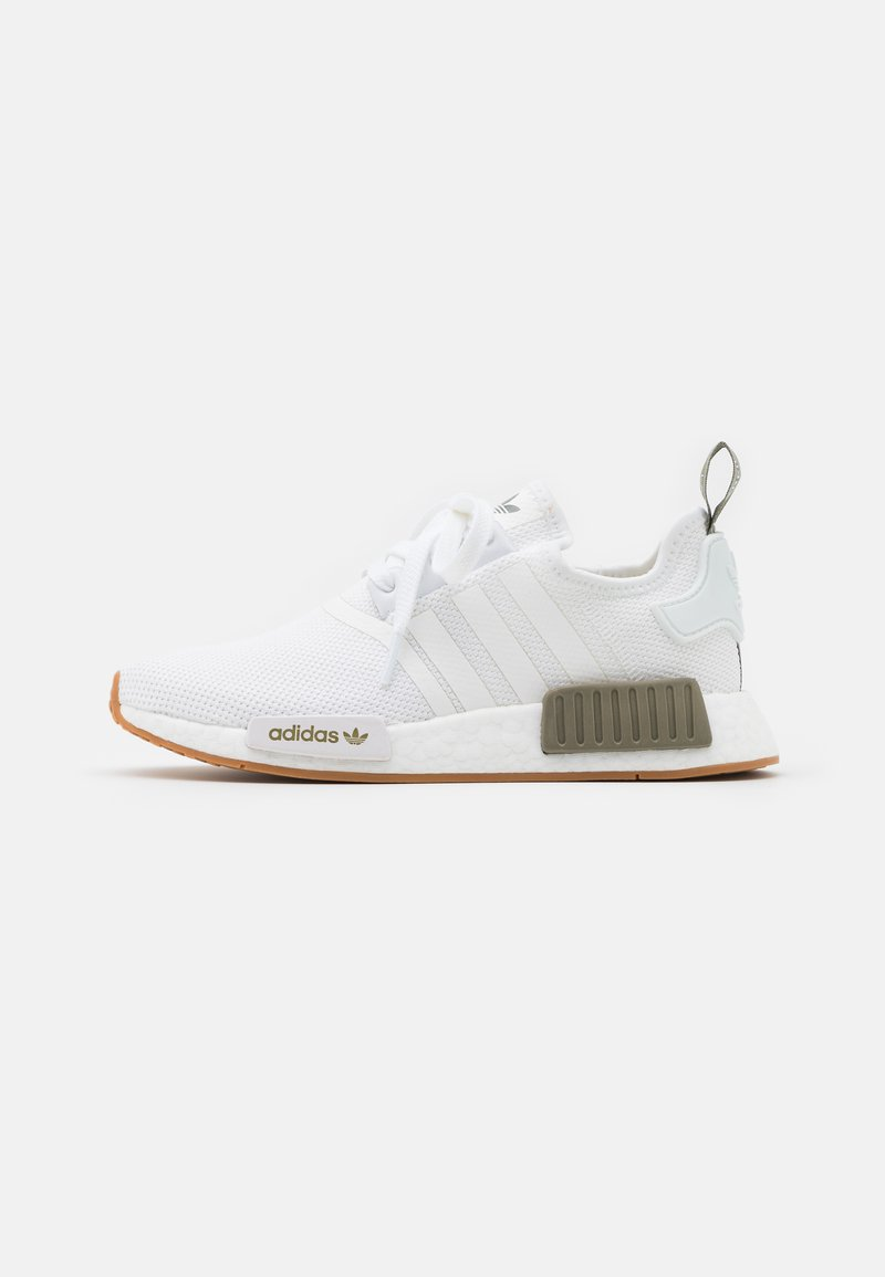 adidas Originals - NMD_R1 UNISEX - Joggesko - footwear white