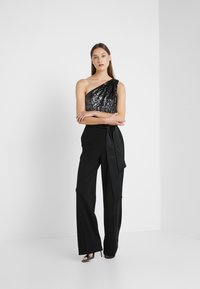 Lauren Ralph Lauren - Jumpsuit - black/black - 1