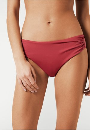 MIT HOHEM BUND INDONESIA - Bikini bottoms - rot - 174c - sunset pink