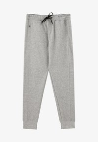 PULL&BEAR - Tracksuit bottoms - grey - 5