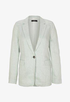LANGARM - Short coat - light mint