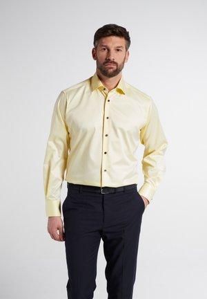 Zakelijk overhemd - zartgelb