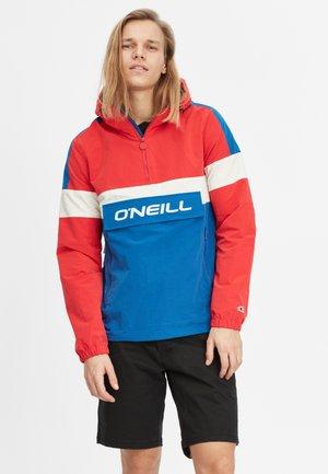 Outdoor jacket - plaid