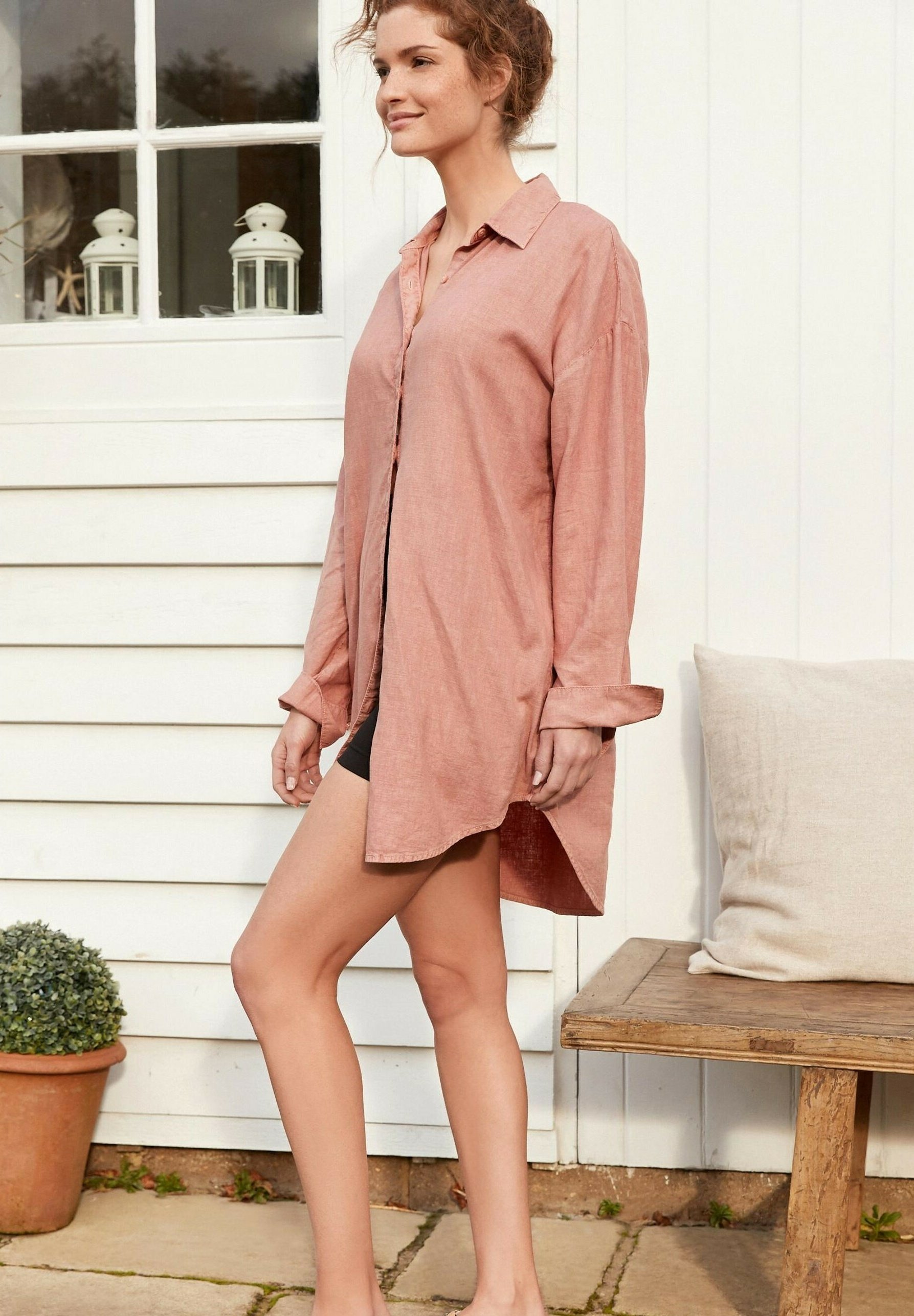 Damen OVERSIZED RICH  - Nachtwäsche Shirt