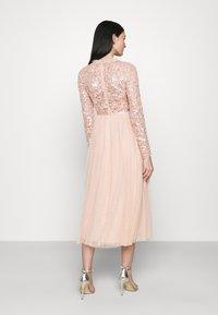 Needle & Thread - TEMPEST BODICE BALLERINA DRESS - Occasion wear - apricot - 2