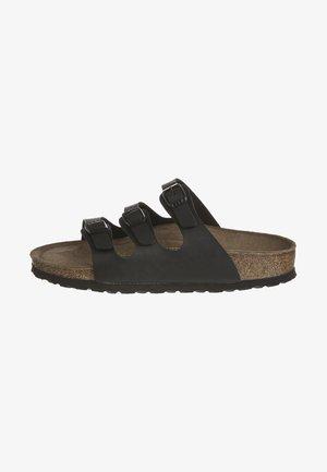 FLORIDA  - Slippers - black