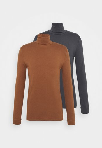 ROLL NECK 2 PACK