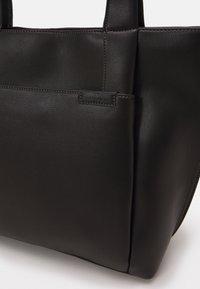 TOM TAILOR DENIM - TARA - Tote bag - black - 3