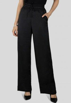 HABILLÉ - Pantalon classique - noir