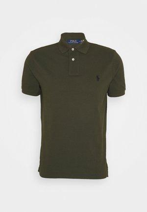 Koszulka polo - company olive