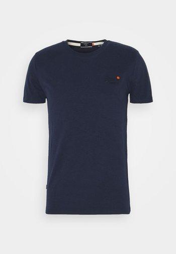 VINTAGE TEE - Basic T-shirt - rich navy