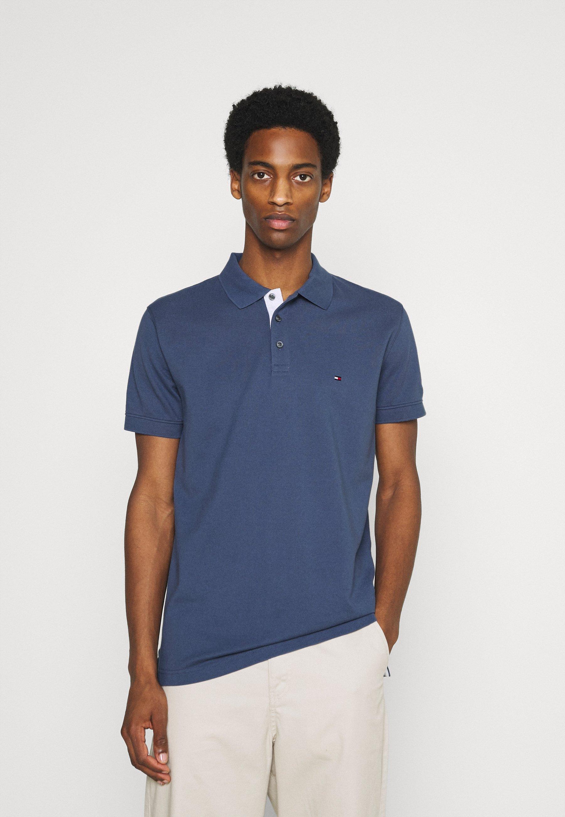 Men CONTRAST PLACKET REGULAR - Polo shirt