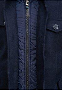 INDICODE JEANS - BRANDAN - Short coat - dark blue - 5