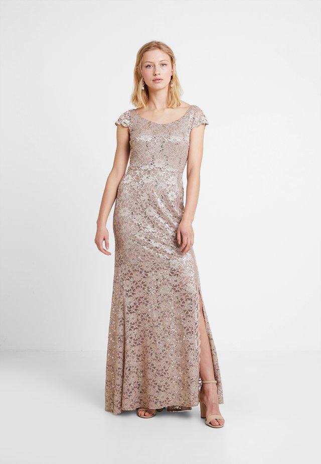 Festklänning - greige