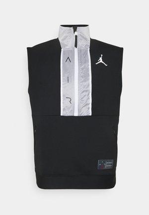 AIR VEST - Funkční triko - black/white