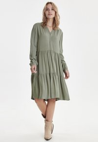 b.young - BYISOLE  - Day dress - sea green - 1