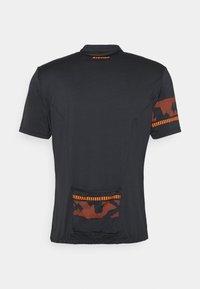 Ziener - NOBUS MAN  - Print T-shirt - black - 1