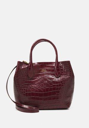 OPEN TOTE MEDIUM - Handbag - oxblood