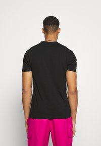 Santa Cruz - SCALES DOT UNISEX - Print T-shirt - black - 2
