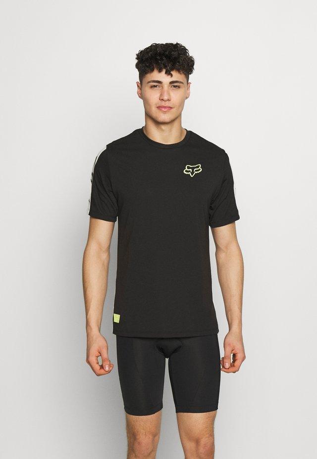 RANGER - T-shirt imprimé - black