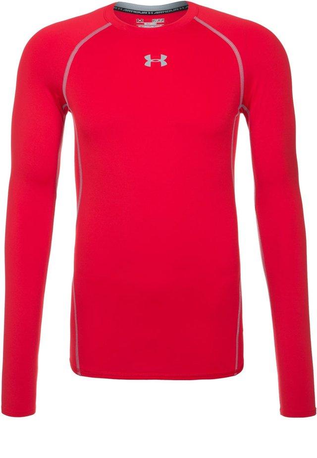 COMPRESSION - Unterhemd/-shirt - red/grey