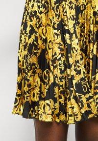 Versace Jeans Couture - LADY DRESS - Cocktail dress / Party dress - black - 5