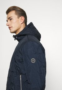 Armani Exchange - BLOUSON JACKET - Light jacket - navy - 3