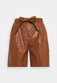 Vila - VISILLA - Shorts - tortiose shell - 4