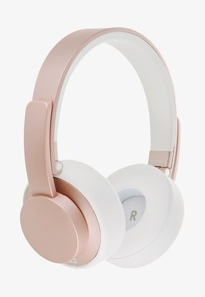 SEATTLE BLUETOOTH - Headphones - rose gold/pink
