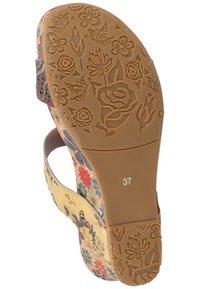 LAURA VITA - Sandály na vysokém podpatku - multi - 6