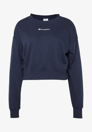 CREWNECK - Sudadera - dark blue