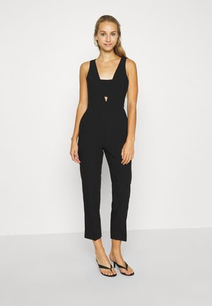 PEONIA - Jumpsuit - black