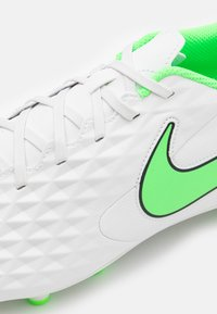 Nike Performance - TIEMPO LEGEND 8 CLUB FG/MG - Moulded stud football boots - platinum tint/rage green - 5