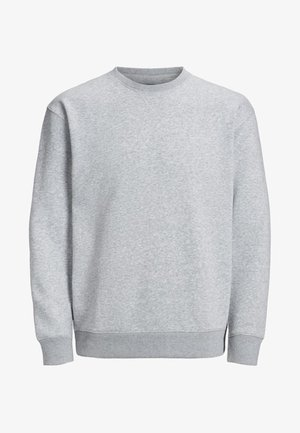 Collegepaita - light grey melange