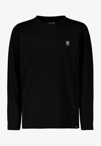 GARCIA LONGSLEEVE - Long sleeved top - off black