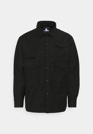 DRING MILI UNISEX - Summer jacket - black