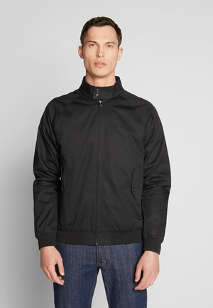 SIGNATURE HARRINGTON - Kurtka wiosenna - black