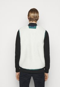 PS Paul Smith - REVERSIBLEGILET - Waistcoat - black - 2