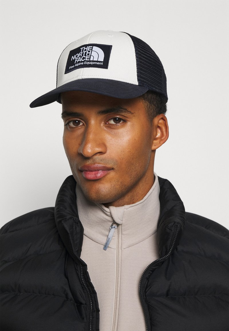 The North Face - MUDDER TRUCKER UTILITY UNISEX - Cap - dark blue