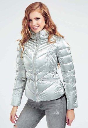 EFFET IRISÉ - Light jacket - argent