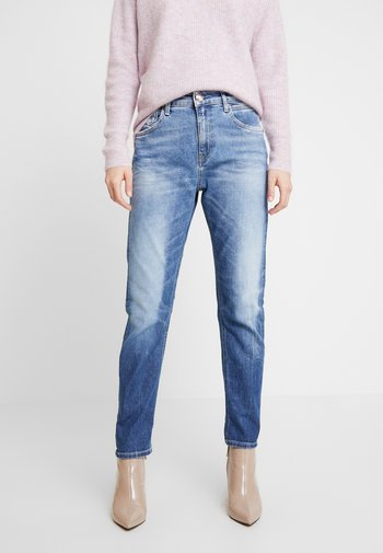 MARTY - Relaxed fit jeans - mediumblue