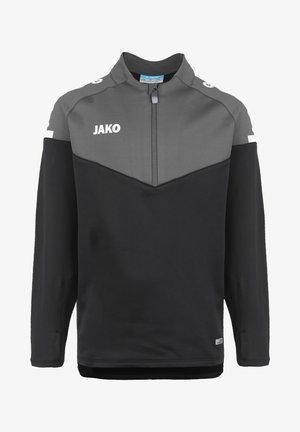 Sweater - schwarz/anthrazit