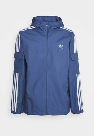 STRIPES - Chaqueta fina - crew blue