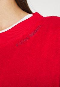 aerie - GARDEN CREW - Fleecegenser - chilly red - 6